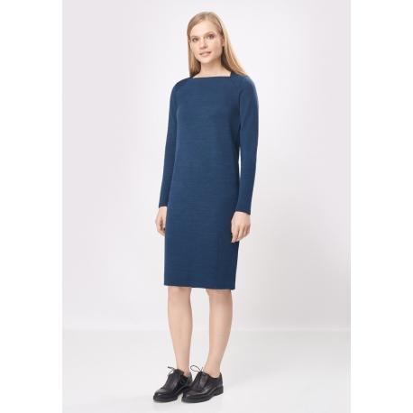Merino vilnos suknelė moterims