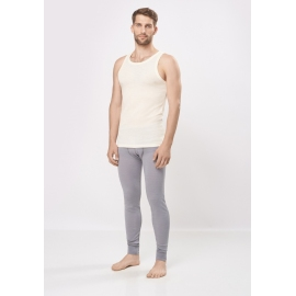 Vyriški marškinėliai be rankovių iš vilnos