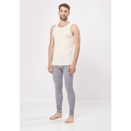 Merino vilnos vyriški marškinėliai be rankovių